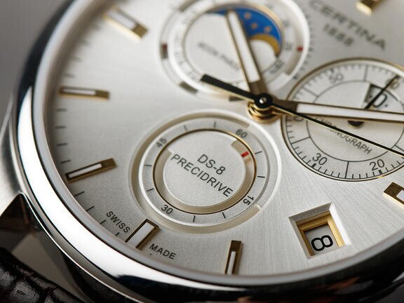Distinguished Multilayered Dial