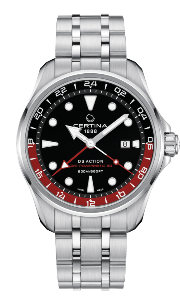 DS Action GMT Powermatic 80
