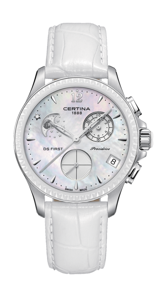 Certina Watch DS First Moon Phase C030.250.16.106.00