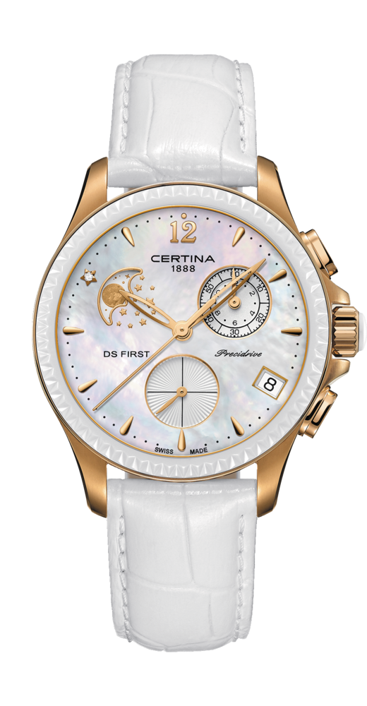 Certina Watch DS First Moon Phase C030.250.36.106.00