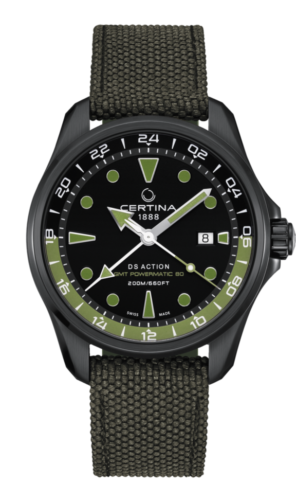 Certina Watch DS Action GMT C032.429.38.051.00