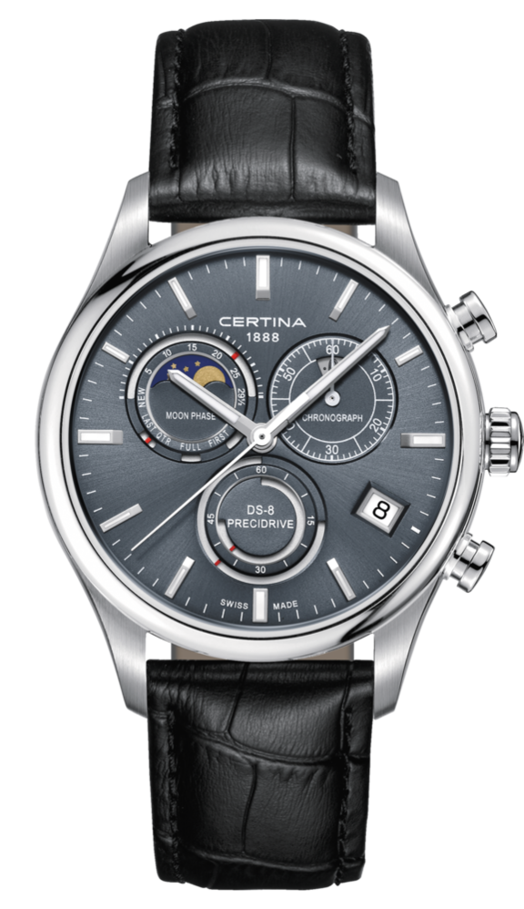 Certina Watch DS-8 Moon Phase C033.450.16.351.00