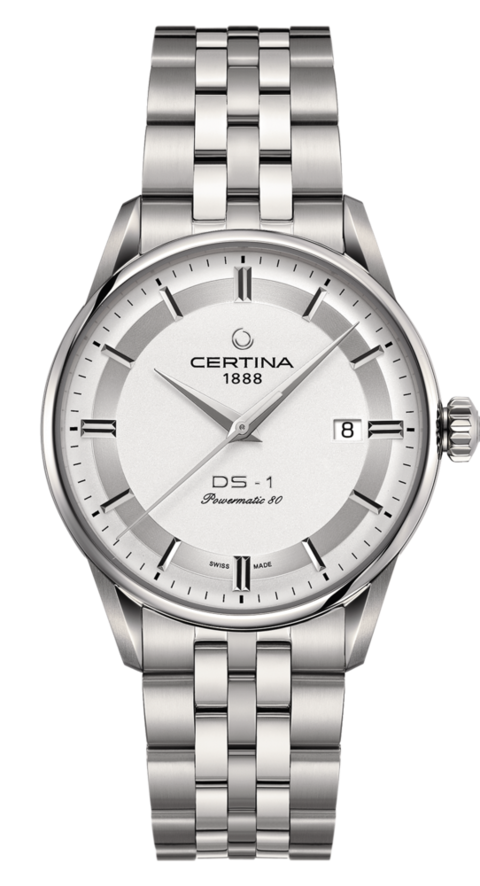 Certina Watch DS-1 Powermatic 80 C029.807.11.031.60
