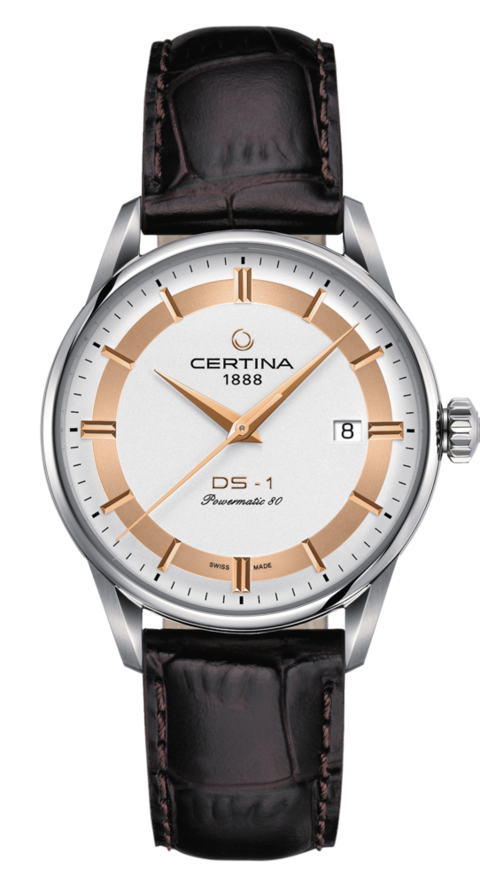 Certina Watch DS-1 Powermatic 80 C029.807.16.031.60