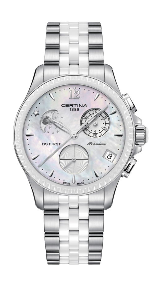 Certina Watch DS First Moon Phase C030.250.11.106.00