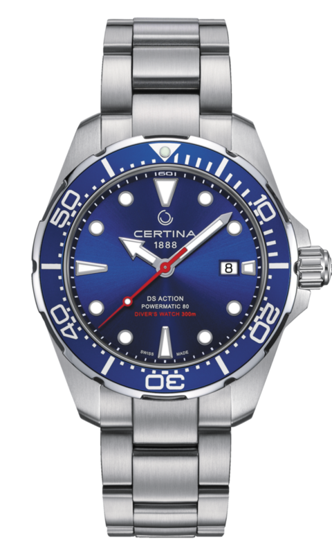 Certina Watch DS Action Diver C032.407.11.041.00