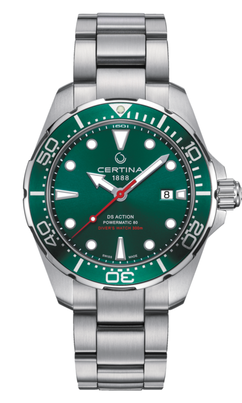 Certina Watch DS Action Diver C032.407.11.091.00