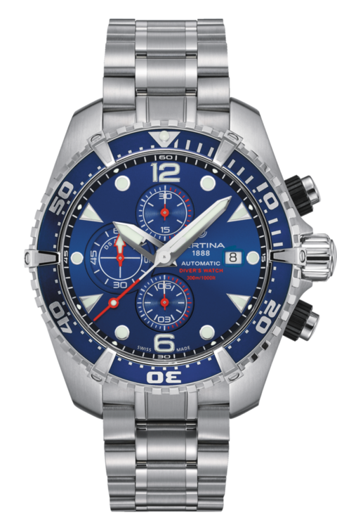 Certina Watch DS Action Diver Chronograph Automatic C032.427.11.041.00