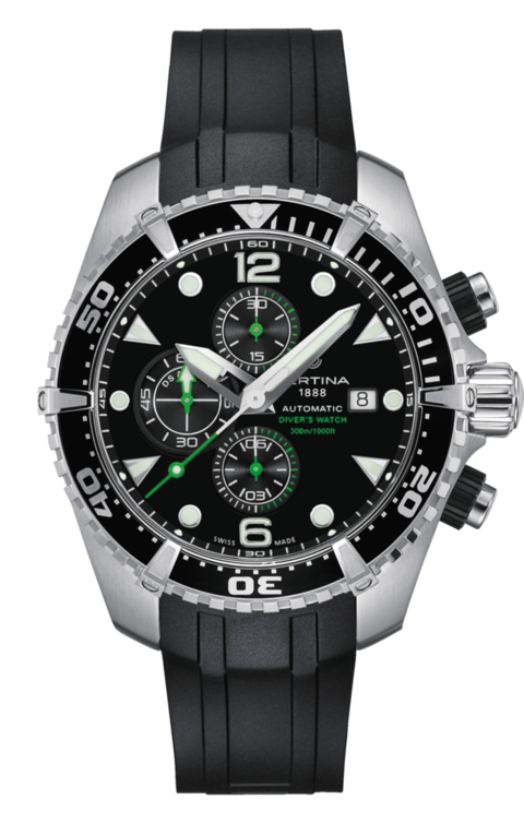 Certina Watch DS Action Diver Chronograph Automatic C032.427.17.051.00