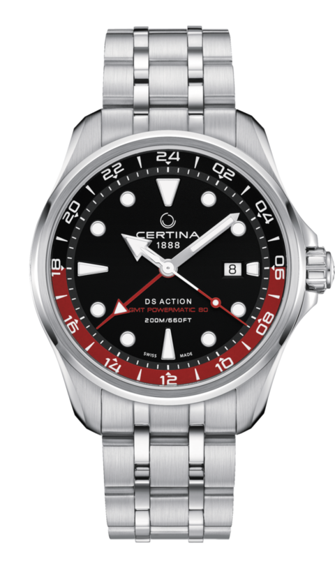 Certina Watch DS Action GMT C032.429.11.051.00
