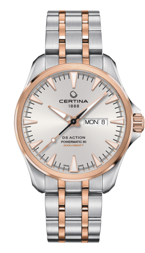 Certina Watch DS Action Day-Date C032.430.22.031.00