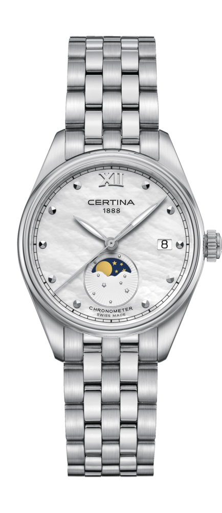 Certina Watch DS-8 Moon Phase C033.257.11.118.00