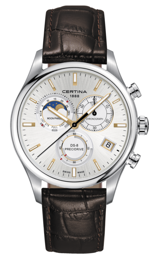 Certina Watch DS-8 Moon Phase C033.450.16.031.00