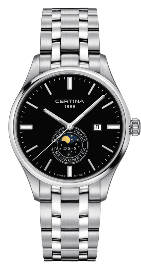 Certina Watch DS-8 Moon Phase C033.457.11.051.00
