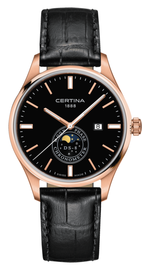 Certina Watch DS-8 Moon Phase C033.457.36.051.00