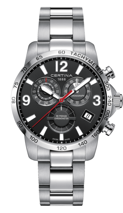 Certina Watch DS Podium GMT C034.654.11.057.00