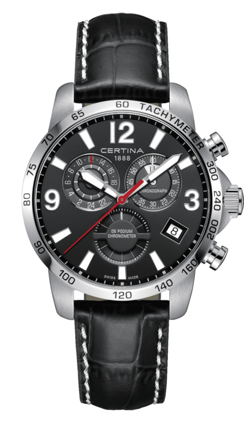 Certina Watch DS Podium GMT C034.654.16.057.00