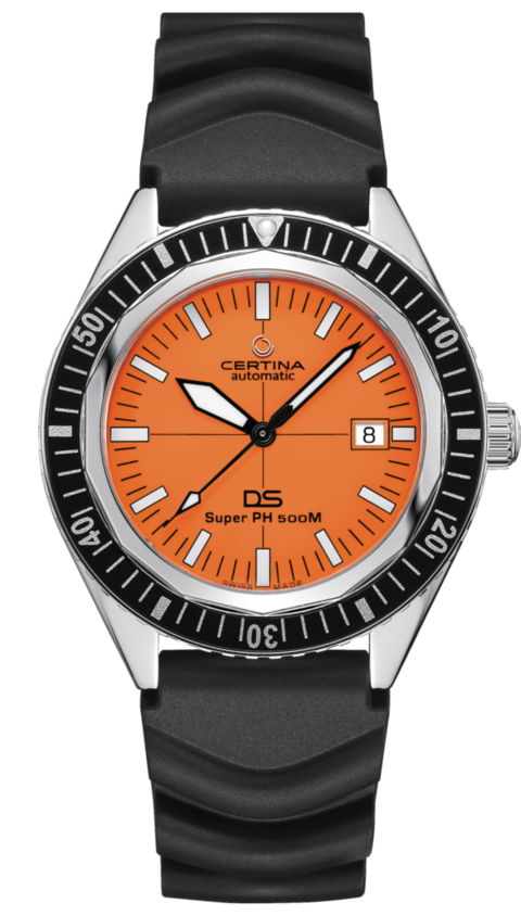 Certina Watch DS Super PH500M C037.407.17.280.10